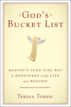 """Catholic Book Review: """"God's Bucket List"""" by Teresa Tomeo"""