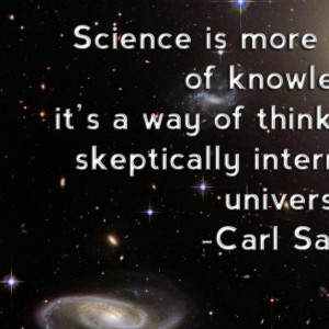 science outer space quotes carl sagan knowledge skepticism 1920x1080 ...