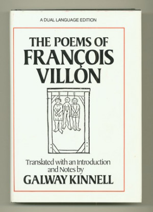 KINNELL, GALWAY),, The Poems of François Villon.