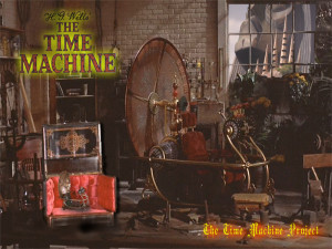 Re: I'm searching for a classic Time Machine movie