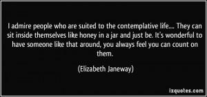 More Elizabeth Janeway Quotes