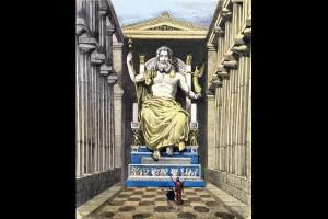 Myth about Zeus