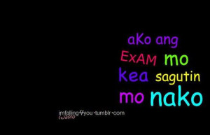 New Tagalog Quotes 2010