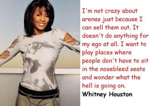 download whitney houston quotes famous people inspiraton love quotes ...