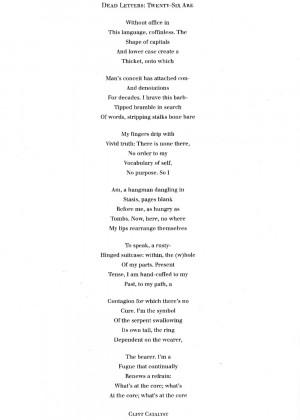 Crystal Meth Poem