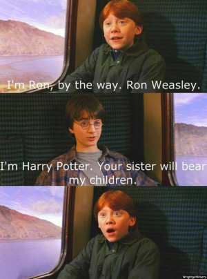 Vitamin-Ha funny-harry-potter-ron-weasley