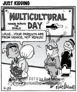 Welcome to Multicultural Day