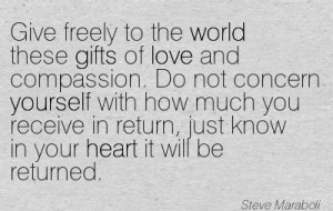 ... giving-yourself-gifts-inspirational-world-kindness-Meetville-Quotes