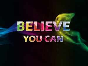 have designed this motivational wallpaper with an abstract and ...