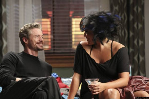 Foto 'Greys Anatomy 7x08 Somethings Gotta Give Callie Mark Promo'