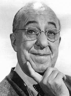 Ed Wynn - Mary Poppins, the Diary of Anne Frank, Babes in Toyland ...