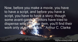 Quotes About Movie Directors Pictures