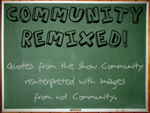 photo photo 2 years ago tags community quotes community intro to ...