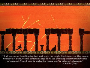 Achilles, Troy - motivational inspirational love life quotes sayings ...