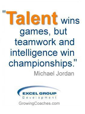 Michael Jordan Teamwork Quotes
