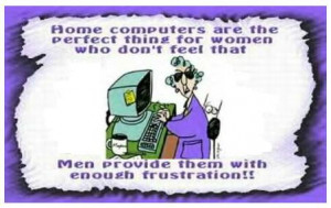Funny computer visual jokes - 2