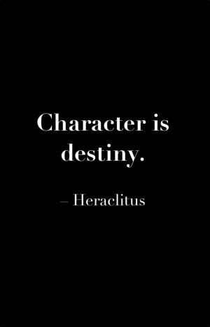 Heraclitus #quotes