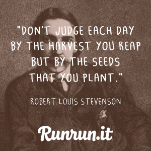 Inspirational quotes – Robert Louis Stevenson