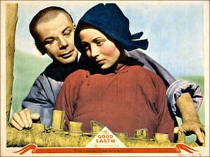 The Good Earth Paul Muni Luise Rainer 1937