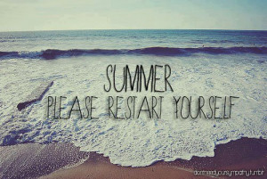quote, sea, summer, sun, text