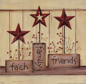 church sign quotes faith family friends wall art poster on wall art to ...