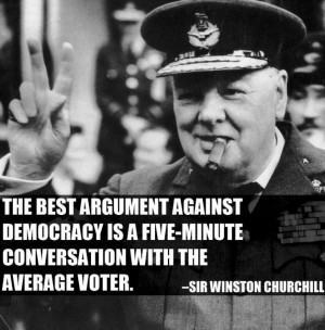 Argument Against Democracy