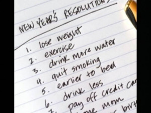 Healthy Living looks at an alternative to New Year resolutions