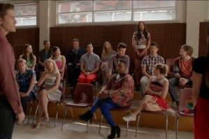 Famous Glee Quotes