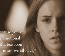 Emma Watson Quotes Harry Potter Quotesgram