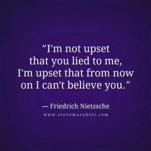Believe - Lies