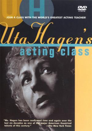 Uta Hagen's Acting Class (DVD)