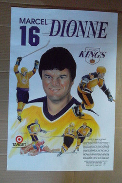 Marcel Dionne Los Angeles Kings 20