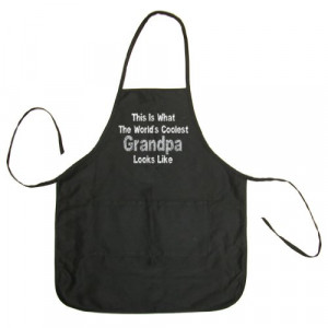 So Relative! World's Coolest Grandpa Looks Adult BBQ Cooking ...