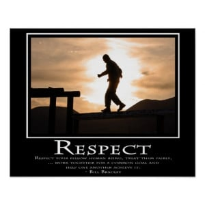 Respect Posters