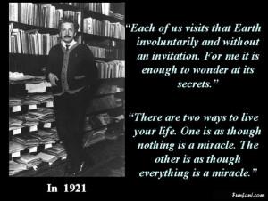 Famous Quotes Albert Einstein