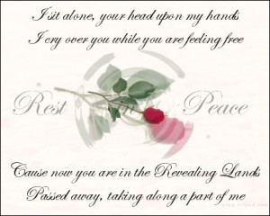 rest in peace quotes