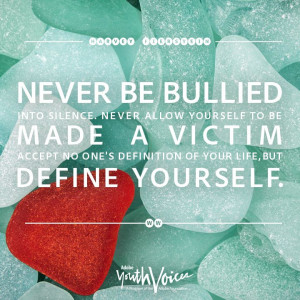 Bullying Quotes From Victims Bullying quotes from victims