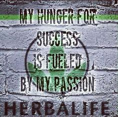 for the Herbalife products my mission, because the Herbalife products ...
