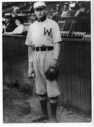 walter johnson walter johnson baseball s big train by henry w thomas ...