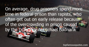 Prison Overcrowding Quotes