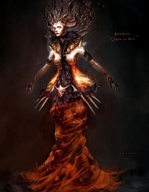 Beatrice-Dante's inferno