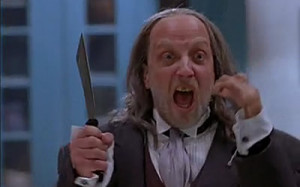 Chris Elliott as Hanson in Scary Movie 2