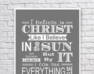 ... Lewis Quote, Christian Quotes, C.S. Lewis, Christian Gift