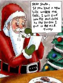 Funny Santa Claus Pictures