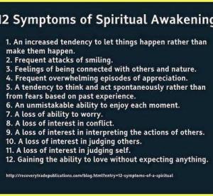 spiritual AWAKENING...