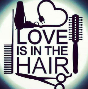 Love what I do. #hairstylist