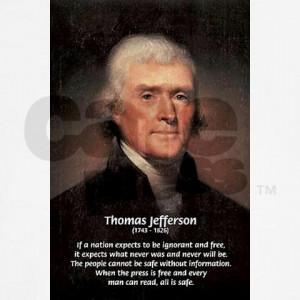 Safety Freedom President Jefferson Dog T-Shirt on