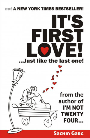 Book Review : It's First love! By Sachin Garg