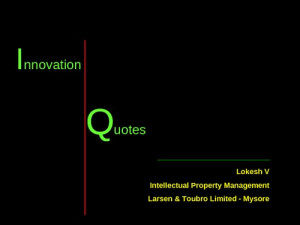 Innovation quotes wallpapers