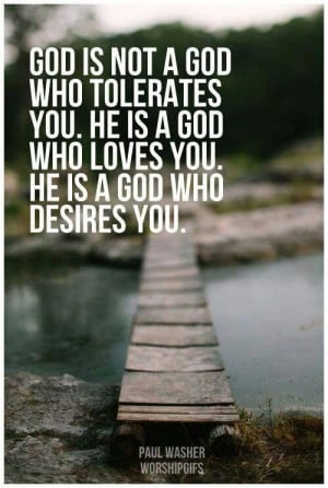 Catholic quotes.....I strongly believe that my God is a loving and ...